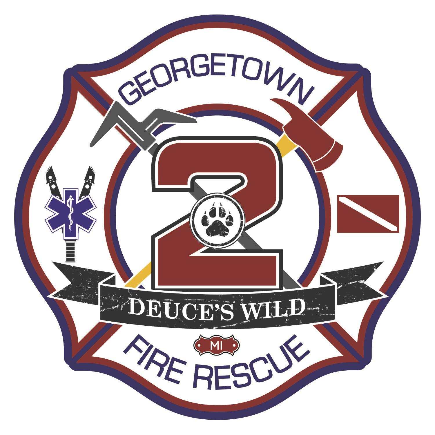 Georgetown fire station 2 georgetown mi official website station 2 was relocated in 1997 across the street to its current location at church st between cottonwood dr and main st this station is staffed with 17 biocorpaavc Choice Image